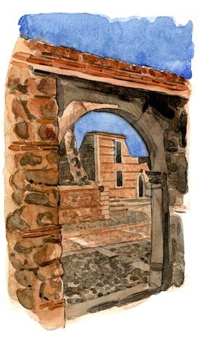 Aquilonia.porta