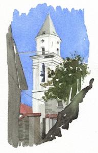 Cornice.campanile