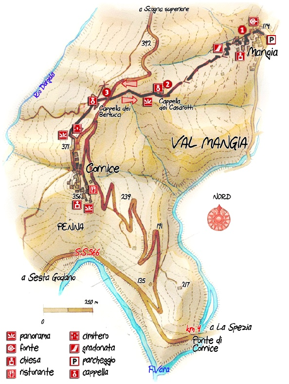 Cornice.gran.map