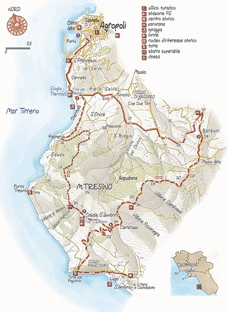 Agropoli.map