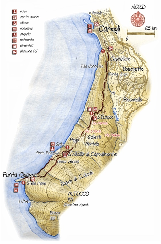 Camogli.map