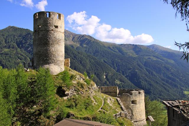 Castello alto