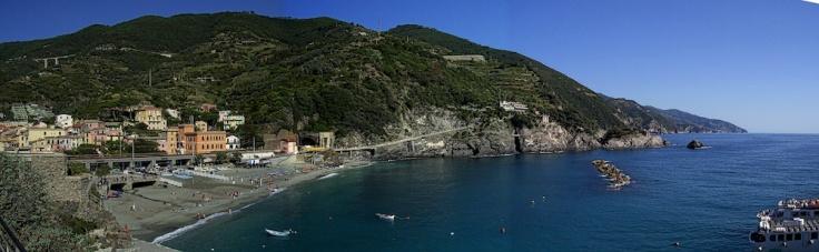 Panorama.Monterosso