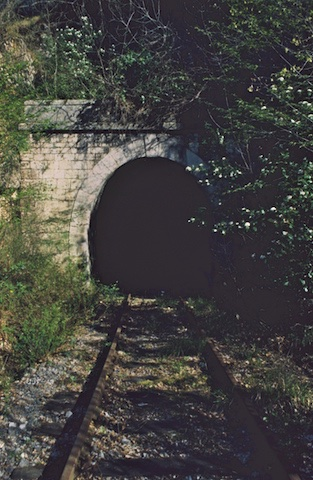Tunnel dopo petina