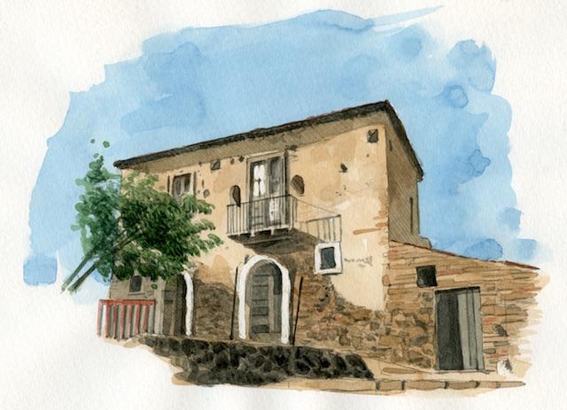 Casa di Taurasi