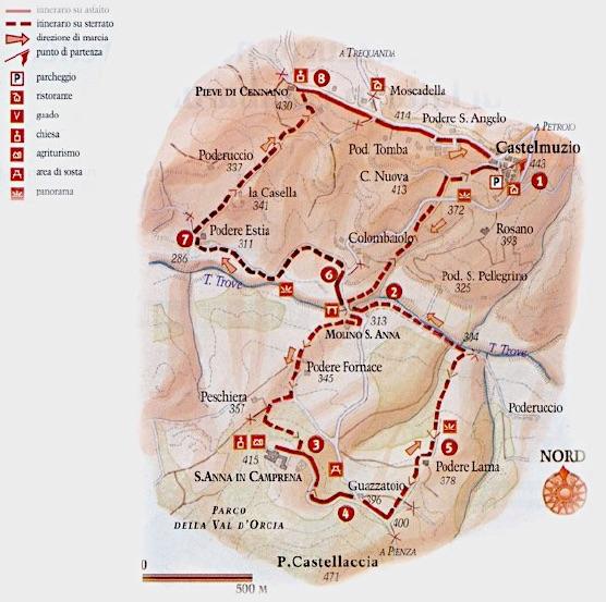 Castelmuzio.map