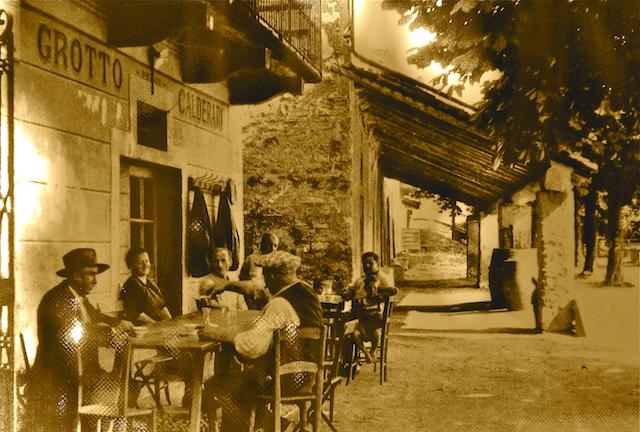 Mendrisio.Cantine.Foto storica-2