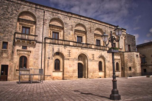 Muro Leccese.municipio