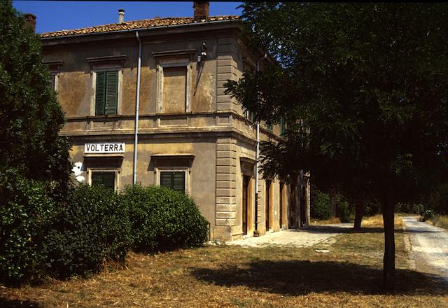 Stazione.Volterra