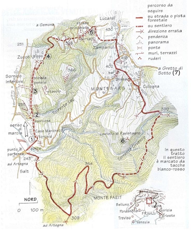 Artegna.map