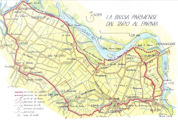 Colorno.map