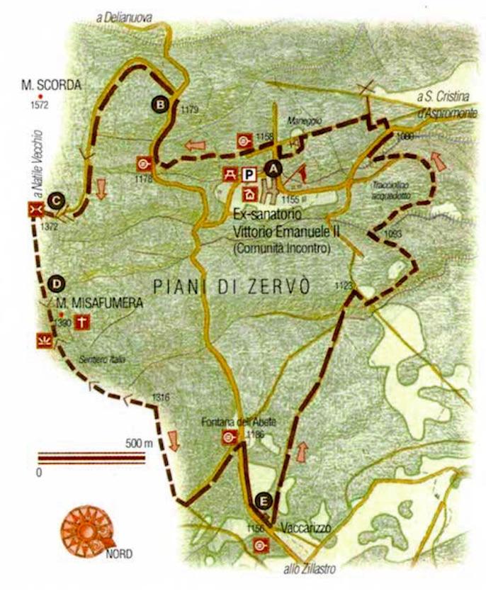 Zervò.map