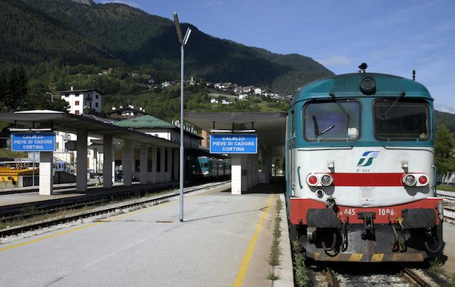 Calalzo.stazione