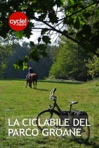 Cavaliere e bici
