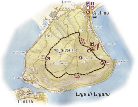 caslano-map