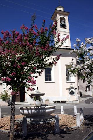 Meride, la parrocchiale