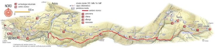 Croce.map. flat
