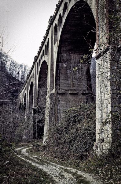 Viadotto Curma ovest