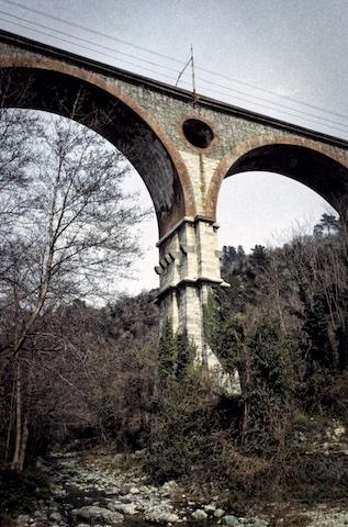 Viadotto Montegrosso.