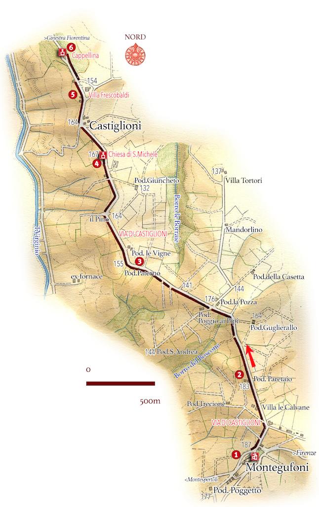 Castiglioni.map
