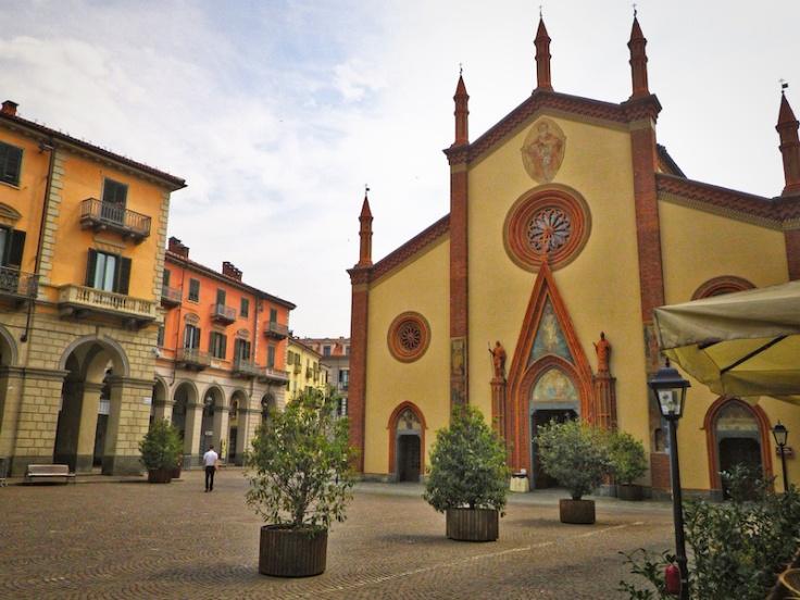 Pinerolo.Duomo