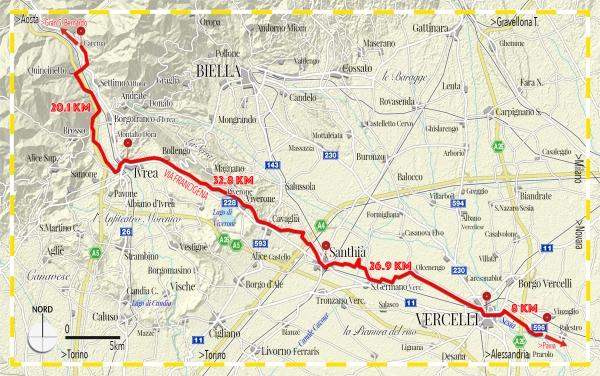 Cartina Della Valle D Aosta Da Stampare.Piemonte E Valle D Aosta Sentieri D Autore